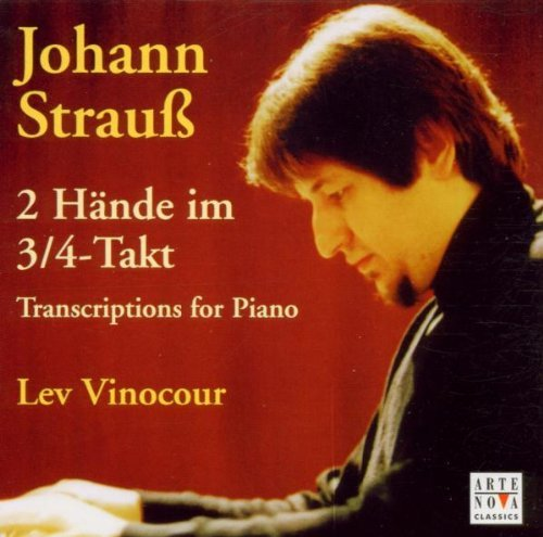 Strauss: Transcriptions for Piano by Lev Vinocour