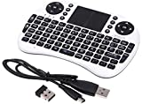Best Bluetooth Gaming Mouses - Microware Mini Bluetooth Wireless DPI Touchpad Keyboard Mouse Review