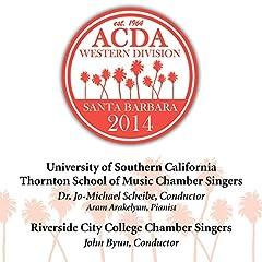 2 Composizioni corali: No. 1, Il giardino di Afrodite (Live)