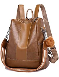 b6cd87f4f7 VITANB Sconto 11% Fashion Leather Donna Zaino Borsa a Spalla da Donna  Impermeabile Black Ladies