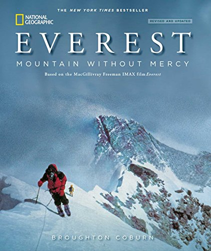 Price comparison product image Everest,  Revised and Updated: Mountain Without Mercy