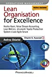 Lean Organisation for Excellence. Hoshin Kanri, Value Stream Accounting, Lean Metrics e Toyota Production System e Lean Agile Scrum: Hoshin Kanri, Value ... Toyota Production System e Lean Agile Scrum