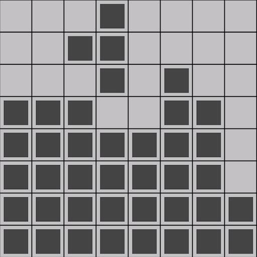 Backstein Spiel - Klassisch Tetris - Klassisch Blöcke Puzzle