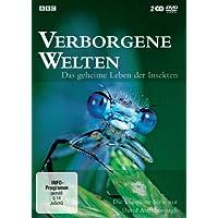 Verborgene Welten - Das geheime Leben der Insekten [2 DVDs]
