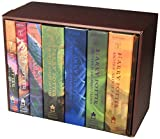 Harry Potter Hardcover Box Set (Books 1-7) by J. K. Rowling (1998) Hardcover