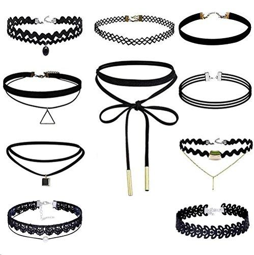 lot-de-10kit-choker-collier-en-velours-gothique-tattoo-dentelle-collier-pour-les-filles-et-les-femme