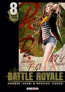 Battle Royale Ultimate edition Tome 8