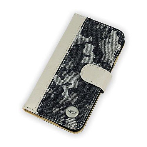 QIOTTI QX-B-0030-04-IP6 Q.Book Catch White Star Schutzhülle für Smartphone