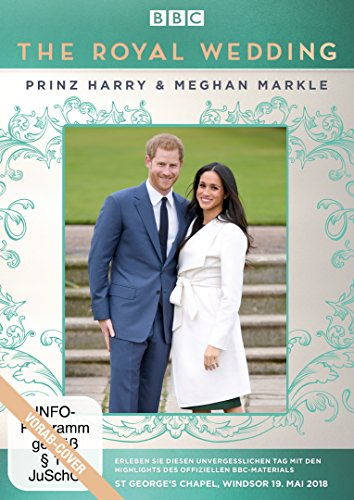 The Royal Wedding - Prinz Harry & Meghan Markle hier kaufen