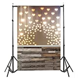 Jaminy 1PCS Lover Dreamlike Glitter Haloes Photography Background Studio Props Backdrop (B)