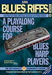 101 Blues Riffs: 101 Blues Riffs for Diatonic Harmonica in C, in the Style of the Walters, Sonnyboy II, Sonny Terry, Levy, Clarke, Milteau, Piazza, Musselwhite, McCoy, Powers and More.