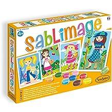 SentoSphere - Sablimage: Pequeñas chicas (075884)