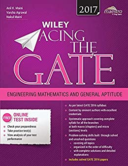 Wiley acing the gate engineering mathematics and general aptitude wiley acing the gate engineering mathematics and general aptitude by anil k maini fandeluxe Images