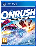 Deep Silver ONRUSH Day 1 Edition Day One PlayStation 4 video game - Video Games (PlayStation 4, Racing, Multiplayer mode, E10+ (Everyone 10+))