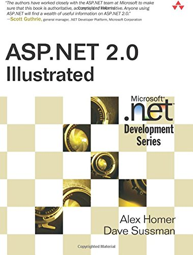 ASP.NET 2.0 Illustrated (Microsoft Windows Development Series)
