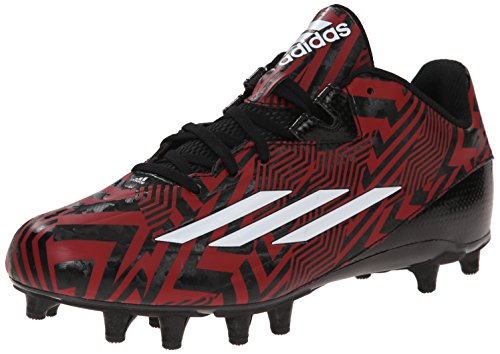 Adidas Performance Filthyspeed Low Football Taquet, Noir / platine, 7,5 M Us White/white