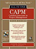 CAPM, Certified Associate in Project Management, w. CD-ROM (All-in-One)