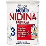Nidina 3 - Fórmula de crecimiento en polvo a partir de 12 meses - 800 g