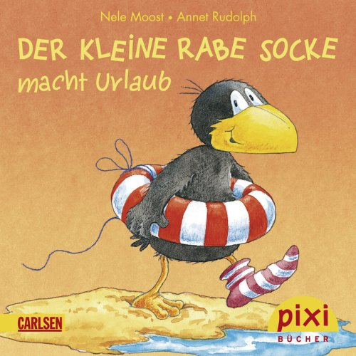 Pixi-Bundle 8er Serie 193: Der kleine Rabe Socke (Pixi-8er-Set, Band 193) - 3