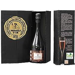 Frizant de Cerdon du Bugey Millésimé - Vin Pétillant Bio- trésor de la canopée - récompensé