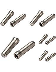 10 x Topes Conteras ASHIMA Aluminio para Cables de Freno 1,5mm de Bicicleta 3270