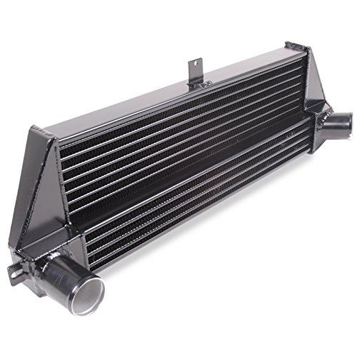 Schwarz 52mm Aluminiumlegierung Fmic Frontmontage Kühler -