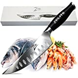 "Zelite Infinity Boning Fillet Knife (Gokujo) - Comfort-Pro Series - High Carbon Stainless Steel Chef Knives X50 Cr MOV 15 >> 6"" (152mm)"