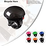#10: UFO Shape Bicycle Electronic Horn Bell