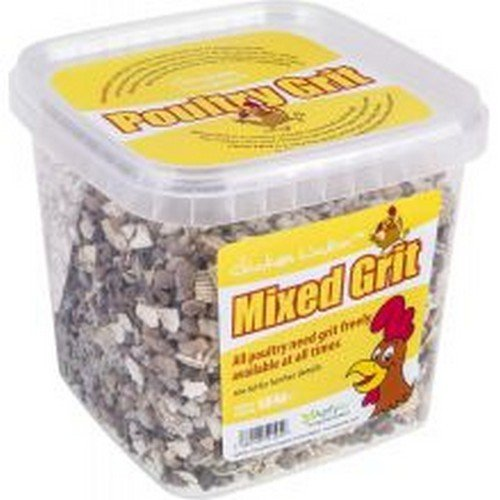 Agrivite - Grit/Gravilla para gallinas (1.5kg) (Variado)