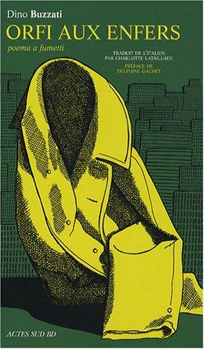 Orfi aux enfers : Poema a fumetti