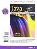 Student Value Edition for Java How to Program (early objects) (9th Edition) by Paul Deitel (2012-09-06)