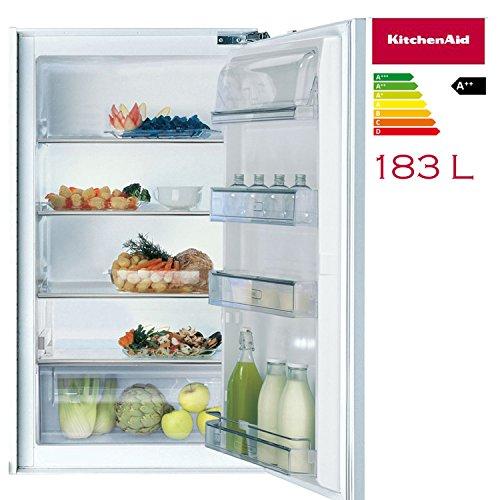 KitchenAid KCBNS 10600 Vollraum Einbau Kühlschrank voll integrierbar A++ 102cm 183L