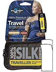 Sea To Summit - Silk Stretch Travel Liner, Innenschlafsack