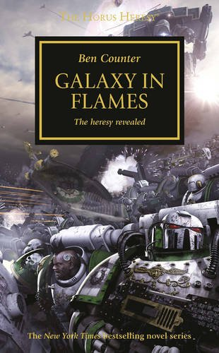Horus Heresy - Galaxy in Flames (Horus Heresy 3)