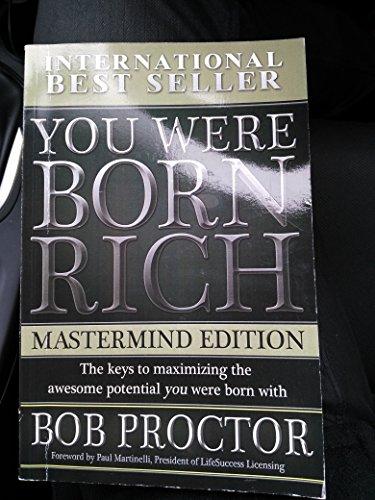 YOU WERE BORN RICH Mastermind Edition