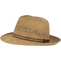 Amazon.es  sombrero paja - Ropa   Acampada y senderismo  Deportes y ... 9e932563f9e