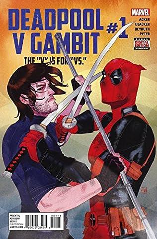 DEADPOOL VS GAMBIT #1 (OF 5) ((Regular Cover)) - Marvel