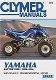 Yamaha Raptor 700r 2006-2016 (Clymer Repair Manuals)