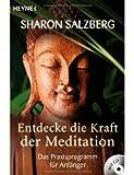 Entdecke die Kraft der Meditation (inkl. CD): Das Praxisprogramm f?r Anf?nger (Paperback) - Common