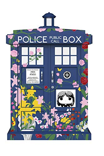 "Funko 33284 Pop Vinyl: Doctor Who: 6"" Tardis (Clara Memorial), Multi"
