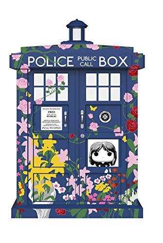 funko pop doctor who FunKo 33284 Pop-Vinyl: Doctor Who: 15 cm Tardis (Clara Memorial), Mehrfarbig