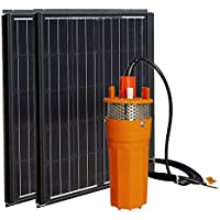 Eco-Worthy 180W monokristallin Solar Panel + DC