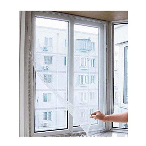 Ardisle 5x Großes Fenster Bildschirm Mesh Net Insekten Fly Bug Mosquito Moth Tür Netz, (Schiebetür-screen-ersatz)