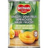 del monte Abricots demi-fruits au sirop léger - ( Prix Unitaire ) - Envoi Rapide Et Soignée