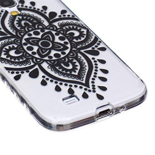 LOOKAY Samsung Galaxy S5 Coque Housse Silicone Etui Case Cover Transparent Crystal Clair Soft Gel TPU (B11) 17HUA
