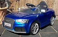 'Nuova Audi rs512V per bambini è una vera auto su licenza dall' Audi che sembra semplicemente incredibile, una scatola del cambio sequenziale per donare una sensazione di sportiva. Questo incredibile originale Audi rs5per bambini con funzione comp...