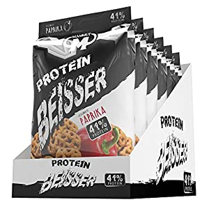 Mammut Protein Beisser Chips Paprika, 450 g