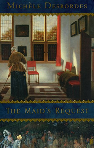 Book cover for The Maid's Request