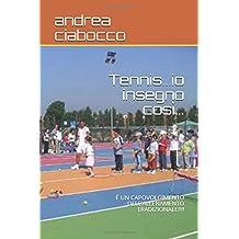 Tennis...io insegno così...: È UN CAPOVOLGIMENTO DELL'ALLENAMENTO TRADIZIONALE!!!!
