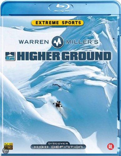 Bild von Higher Ground (2005) ( Warren Miller: Higher Ground ) [ Blu-Ray, Reg.A/B/C Import - Netherlands ]